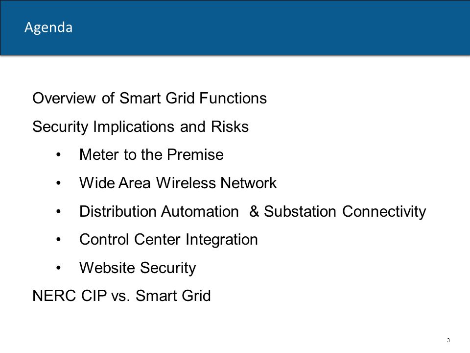 Overview of Smart Grid Functions Security Implications and Risks