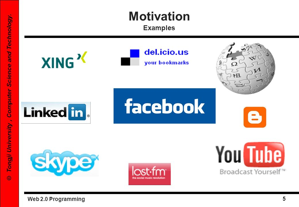 Motivation Examples