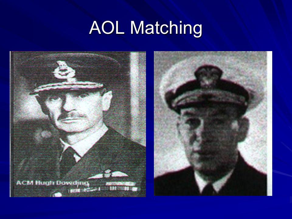 AOL Matching