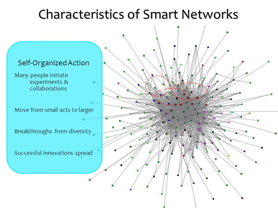 Characteristics of Smart Networks