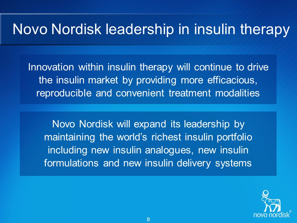 The insulin business case