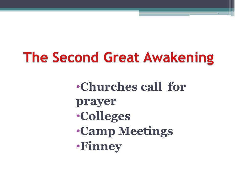 The Second Great Awakening