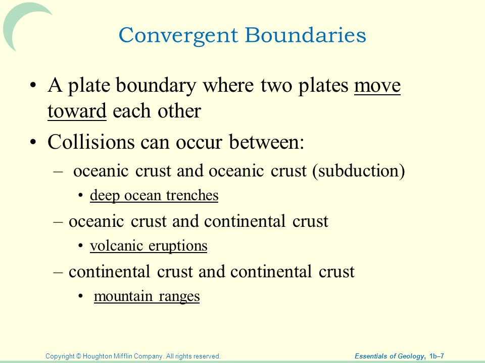 Plate Tectonics A geological theory that states that ...