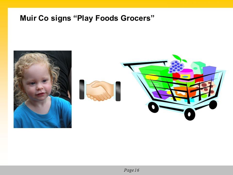 Muir Co signs Play Foods Grocers