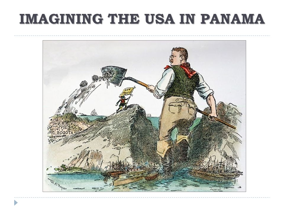 IMAGINING THE USA IN PANAMA