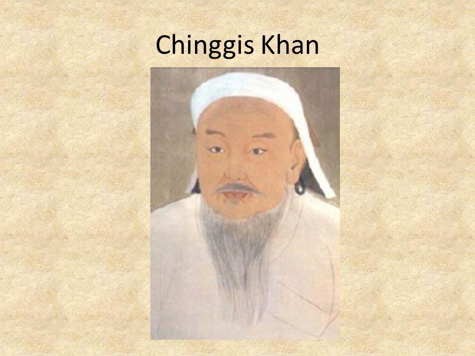 Chinggis Khan