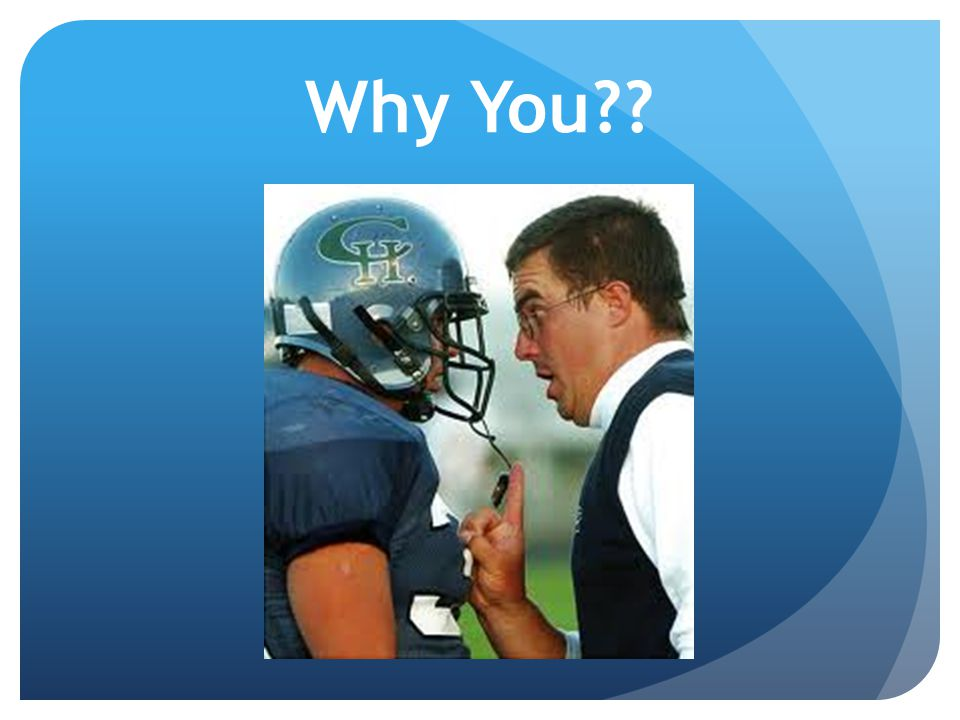 Why You An athletes #1 source for nutrition information is their COACH. Coaches can play a major role in developing healthy eating habits for life.