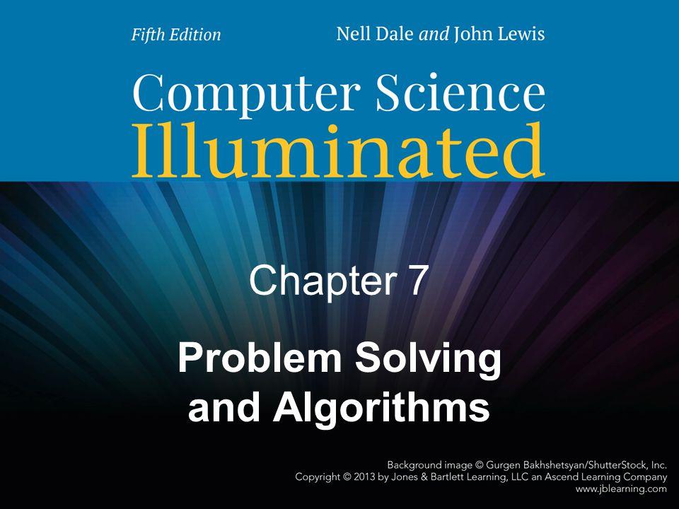 Problem Solving and Algorithms