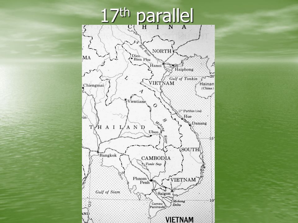 17th parallel