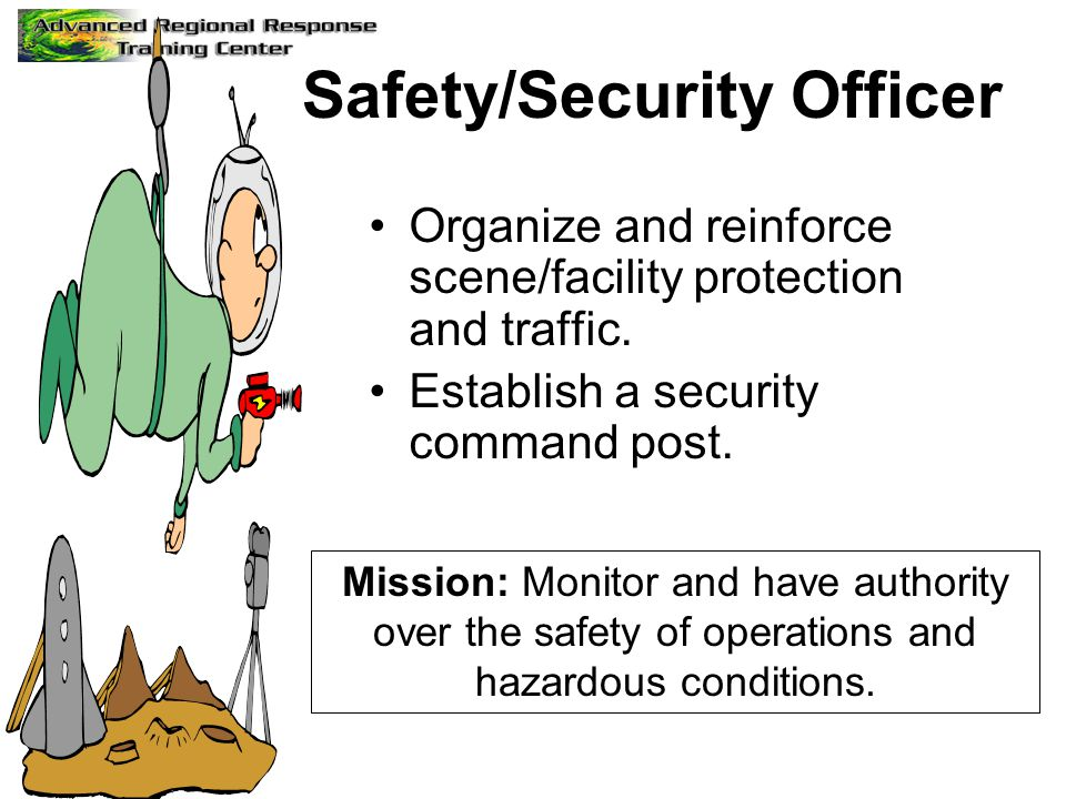 Safety/Security Officer