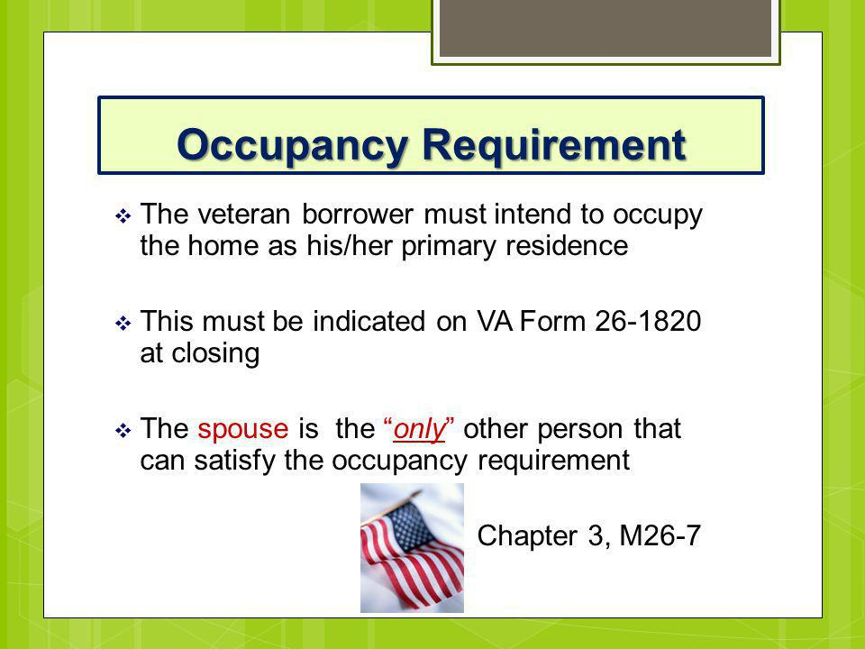 Department of Veterans Affairs Puerto Rico Lender Training - ppt ...