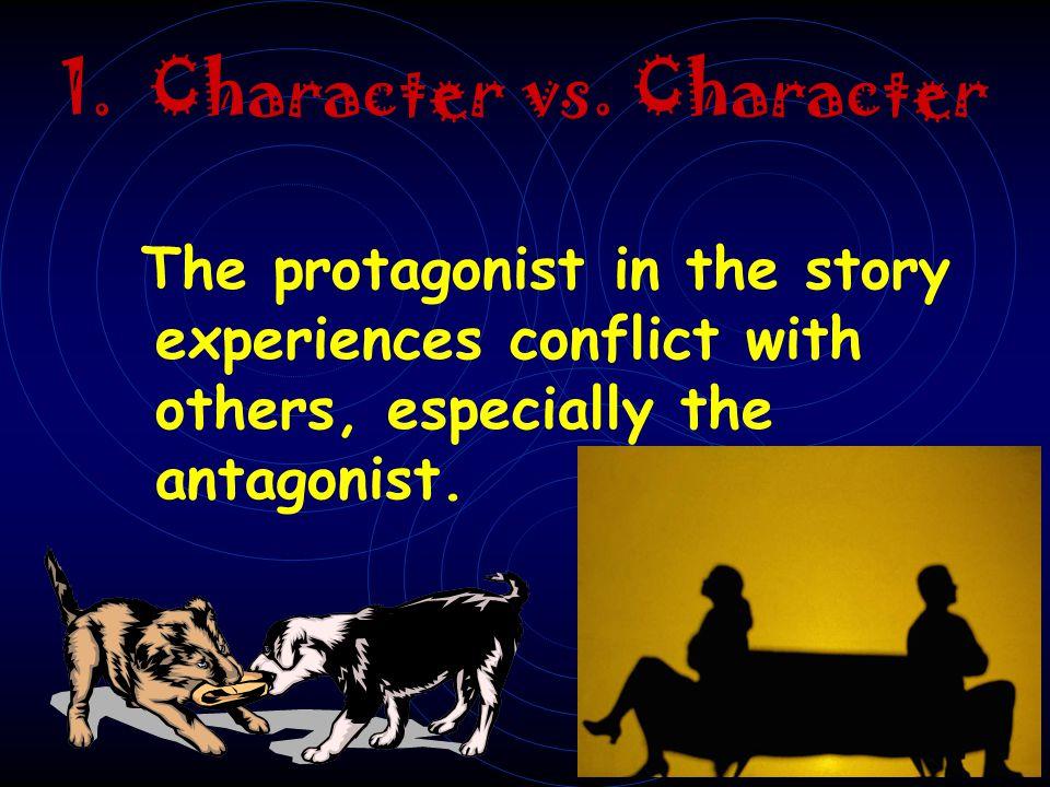 1. Character vs. Character