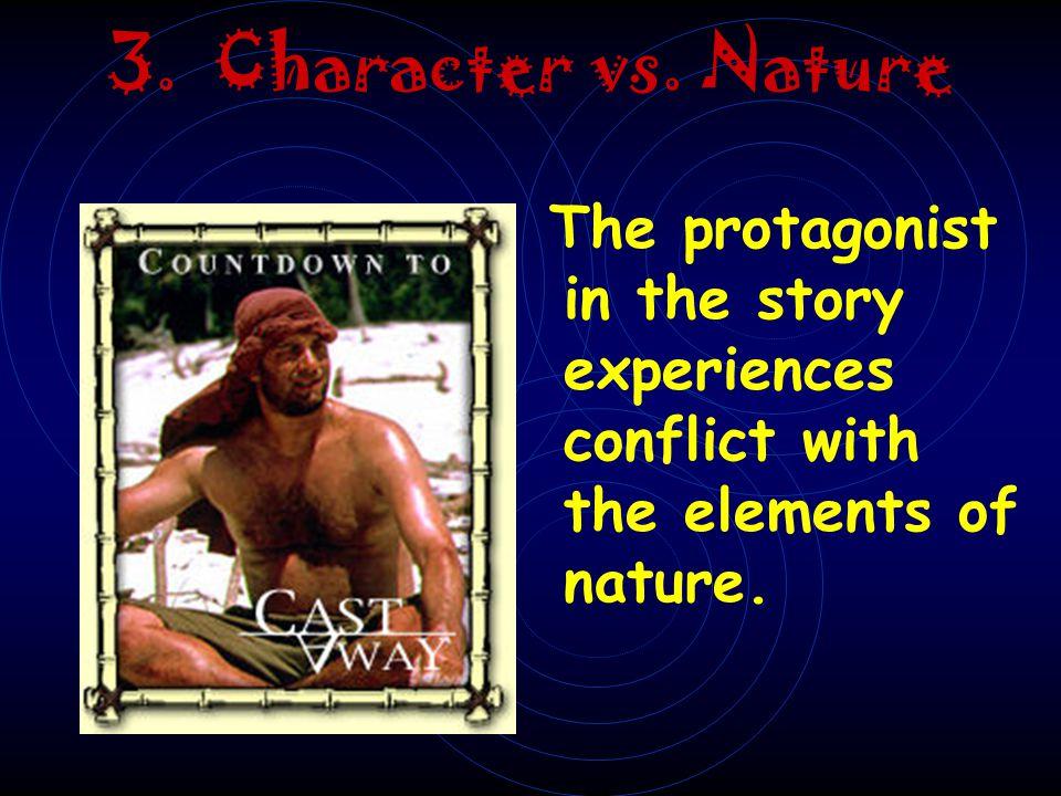 3. Character vs.