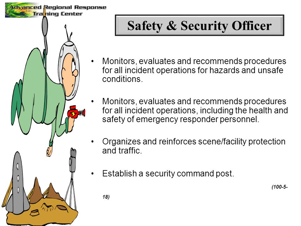 Safety & Security Officer