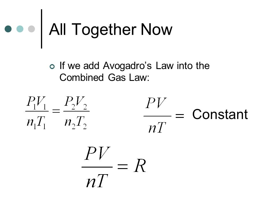 All Together Now Constant