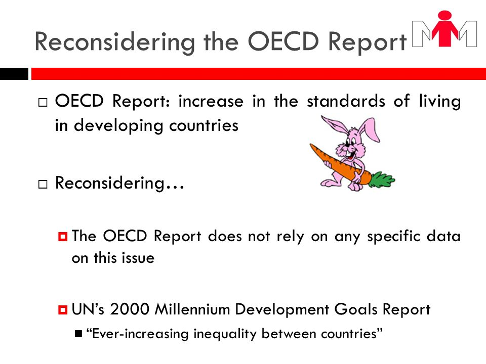 Reconsidering the OECD Report