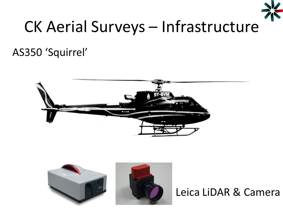 CK Aerial Surveys – Infrastructure