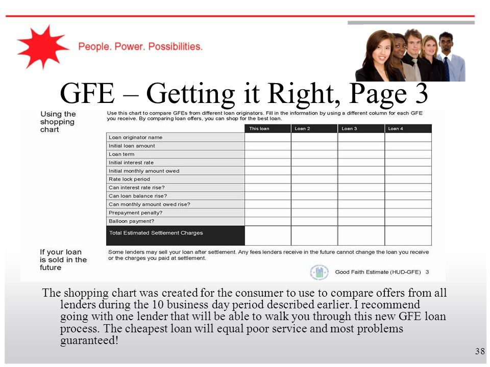 GFE – Getting it Right, Page 3