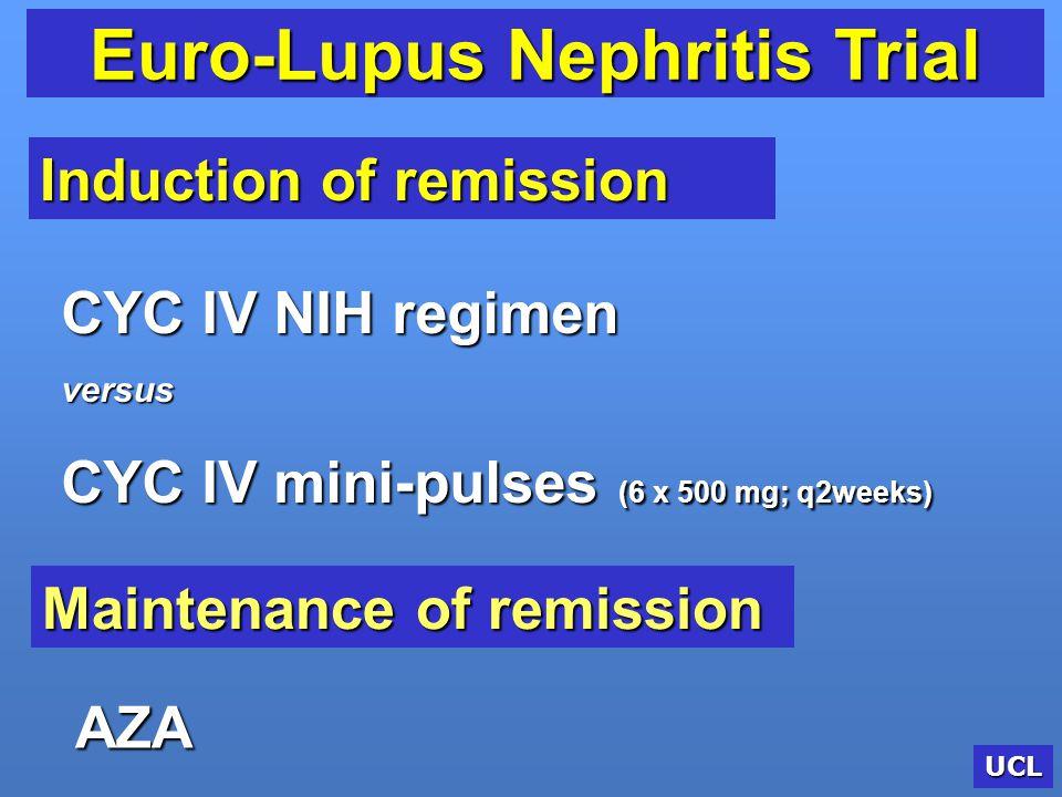 Euro-Lupus Nephritis Trial