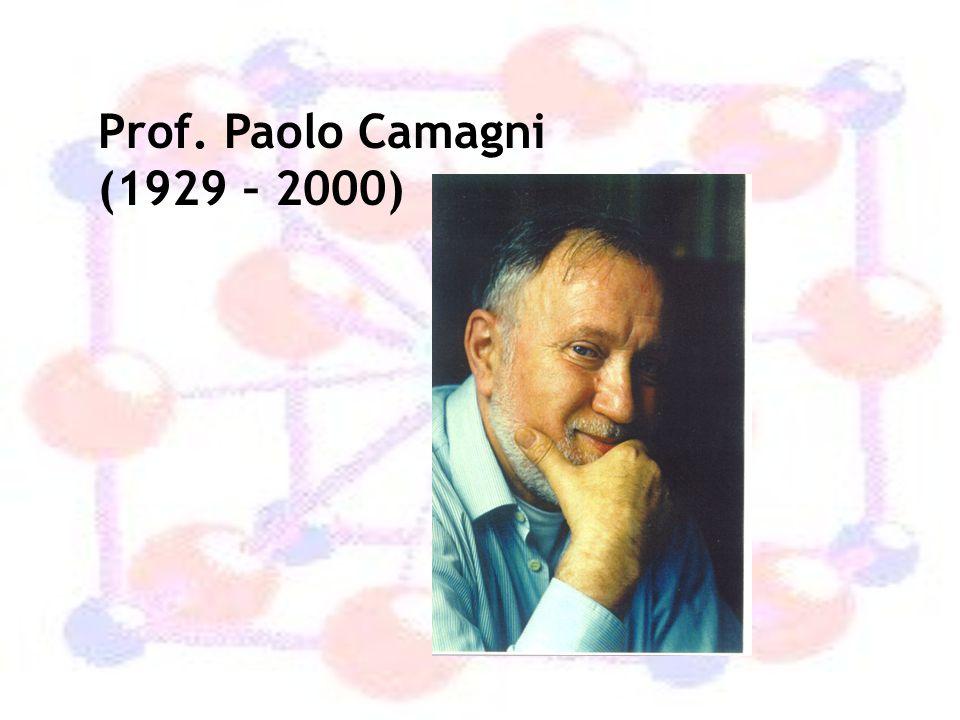 Prof. Paolo Camagni (1929 – 2000)