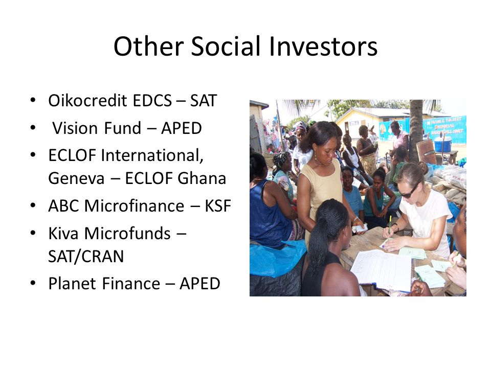 Other Social Investors