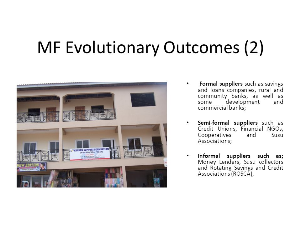 MF Evolutionary Outcomes (2)