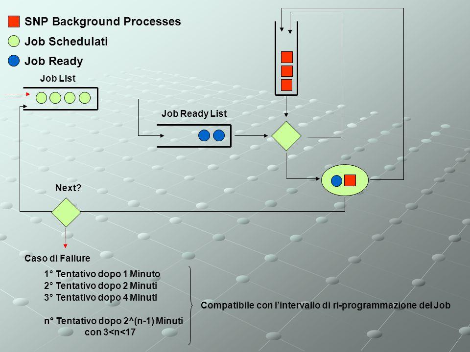 SNP Background Processes