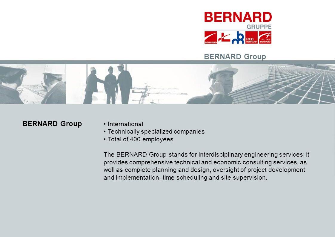 BERNARD Group BERNARD Group International