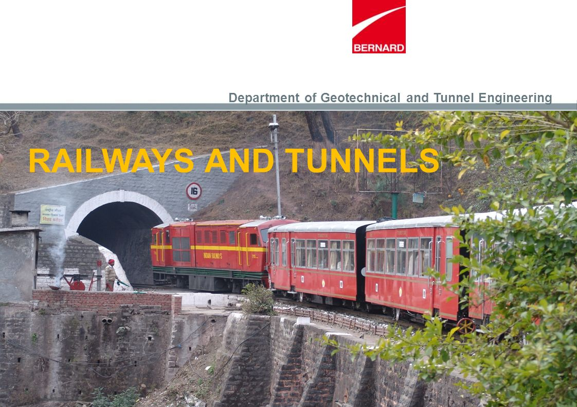Department of Geotechnical and Tunnel Engineering