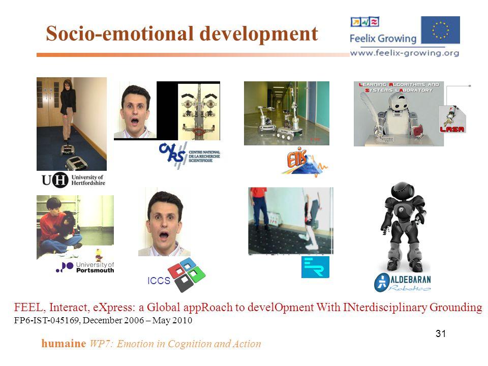 Socio-emotional development