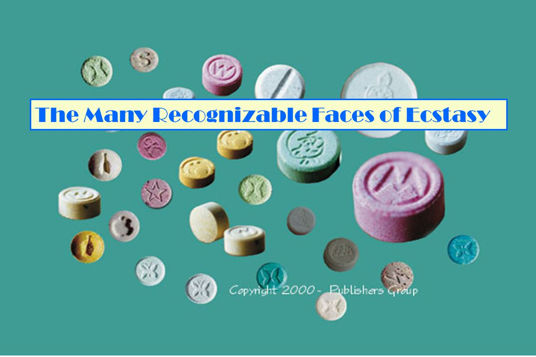 The Many Recognizable Faces of Ecstasy