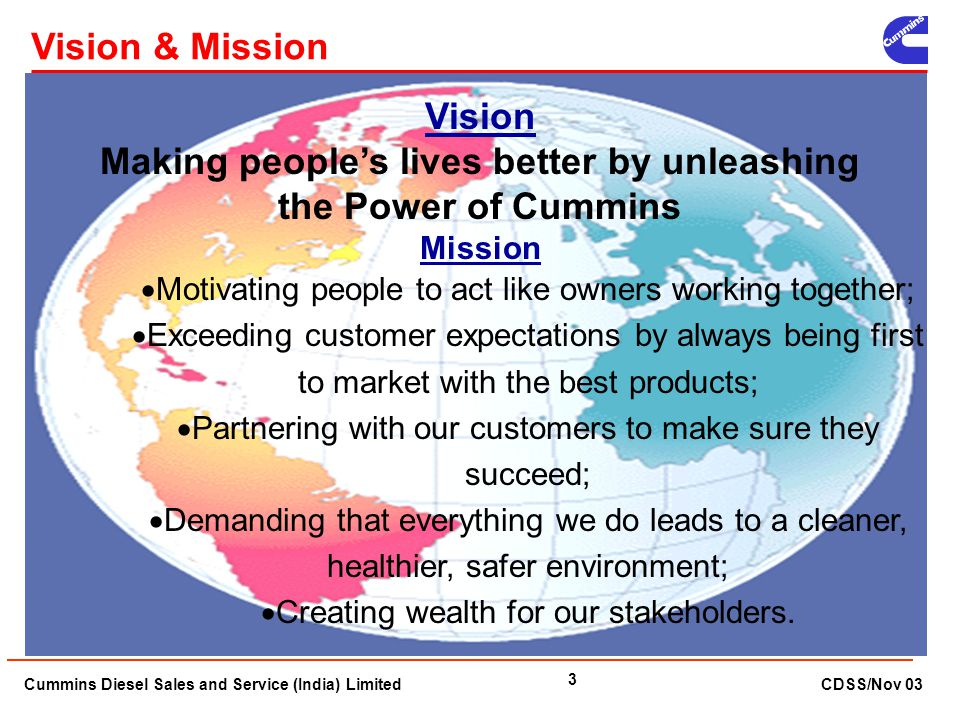 Making people's lives better by unleashing