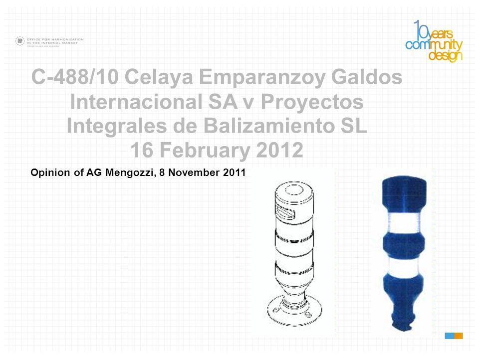 C-488/10 Celaya Emparanzoy Galdos