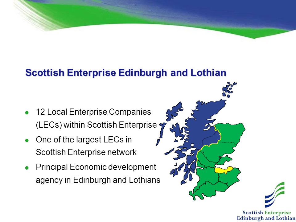 Scottish Enterprise Edinburgh and Lothian