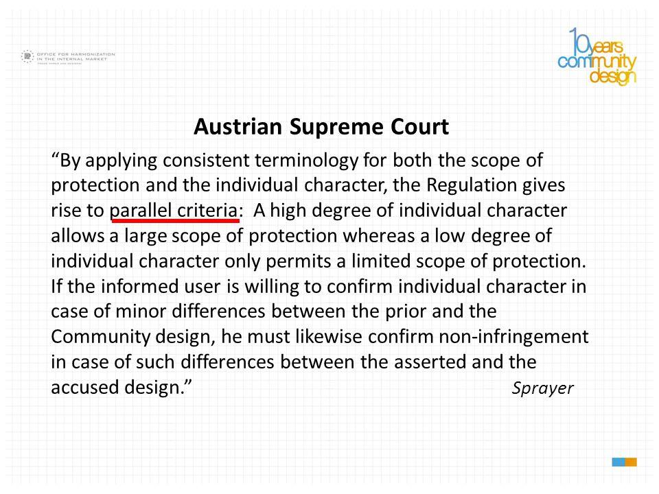 Austrian Supreme Court