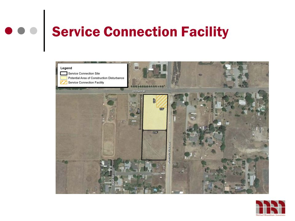 Service Connection Facility