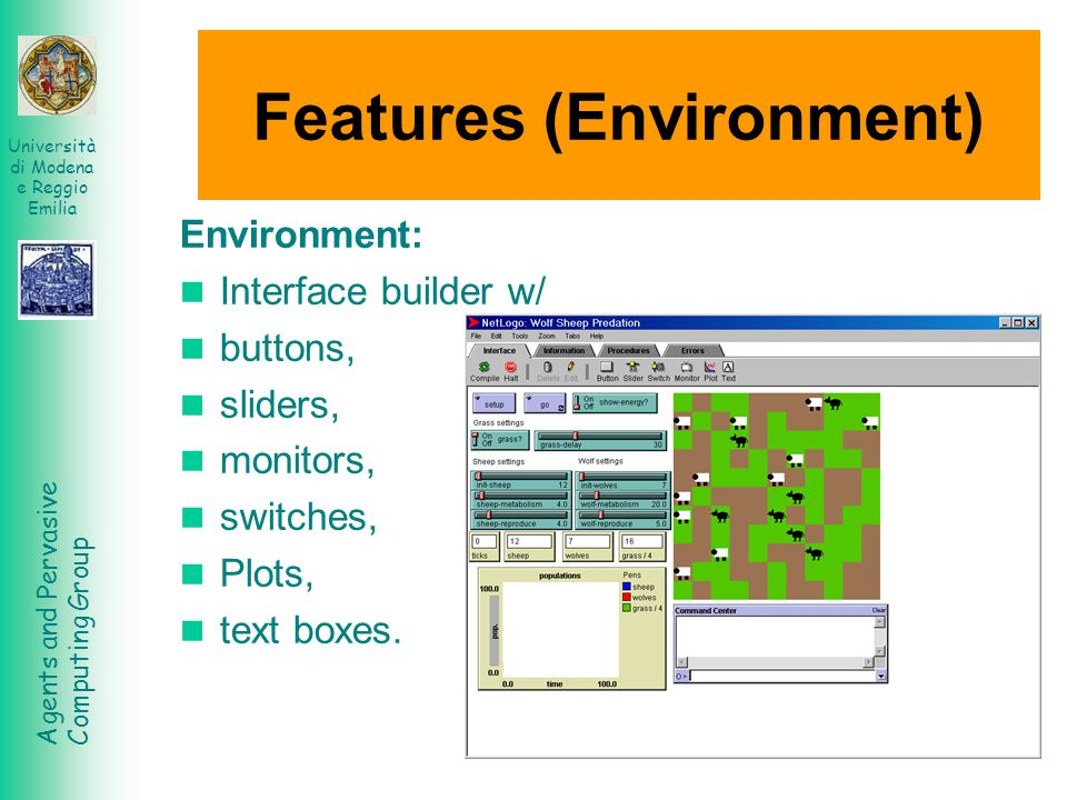 Features (Environment)