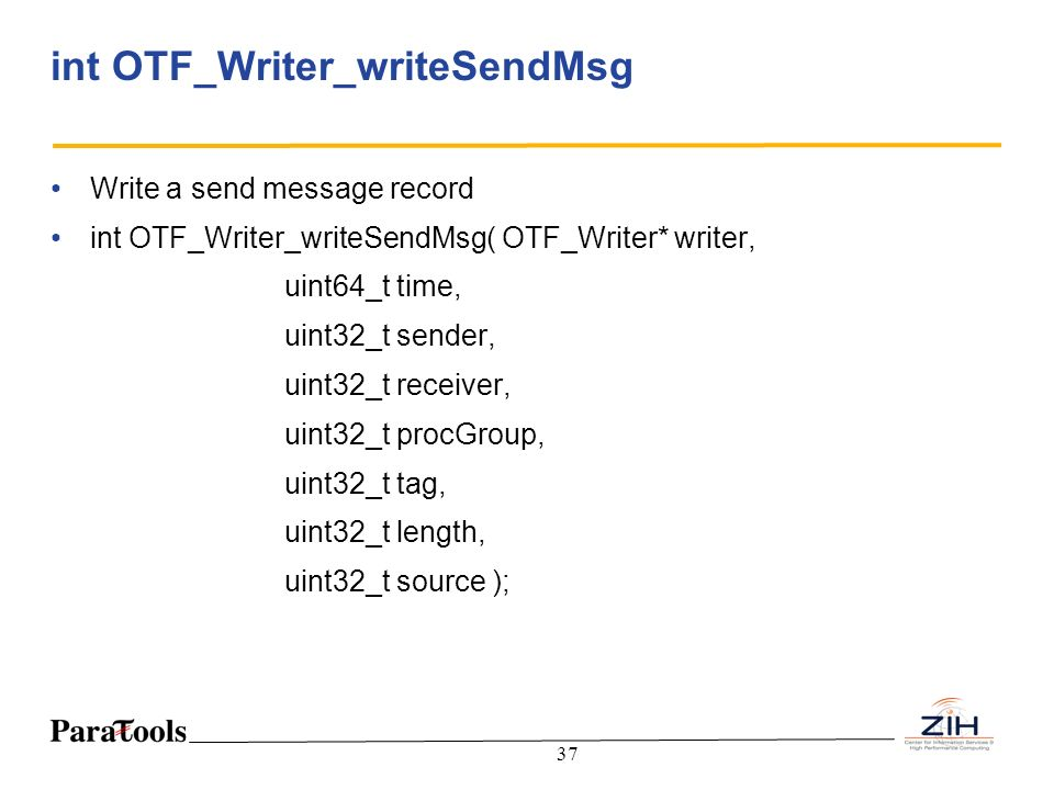 int OTF_Writer_writeSendMsg