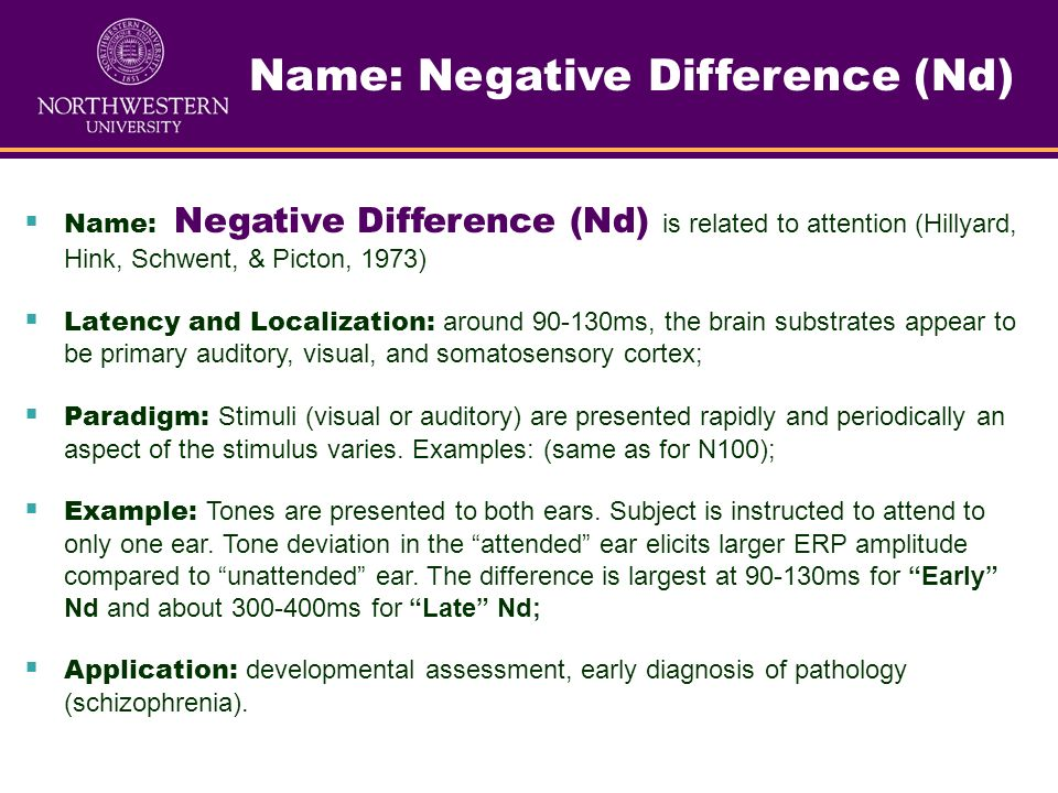 Name: Negative Difference (Nd)