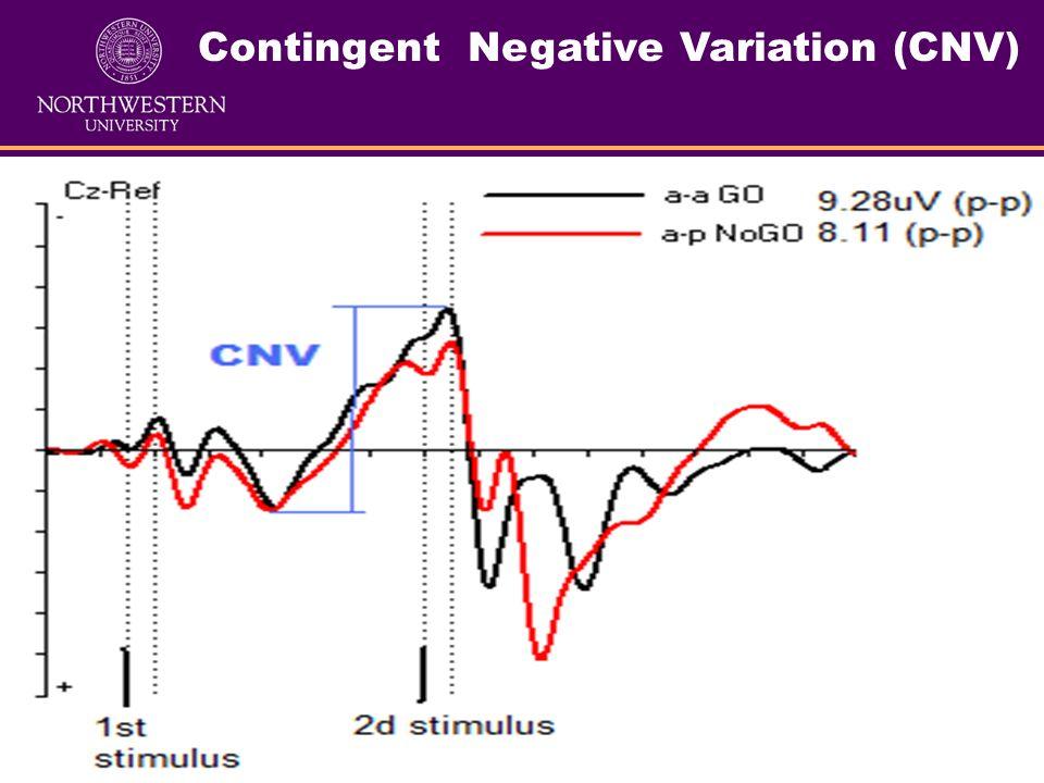Contingent Negative Variation (CNV)