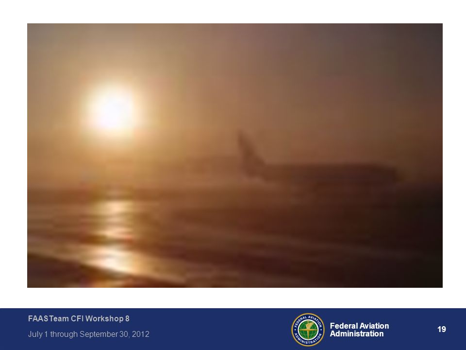 Pilots and aircraft operators should be constantly aware that during certain low visibility conditions the movement of aircraft and vehicles on airports may not be visible to the tower controller.