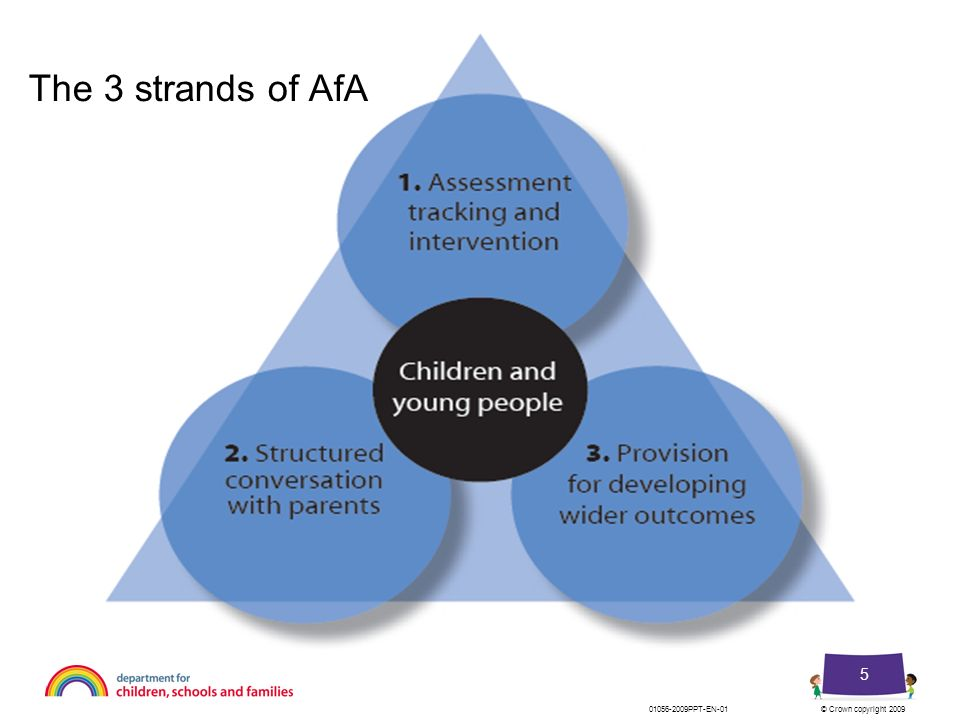 The 3 strands of AfA The aims of the project will be achieved through the delivery of 3 key strands: