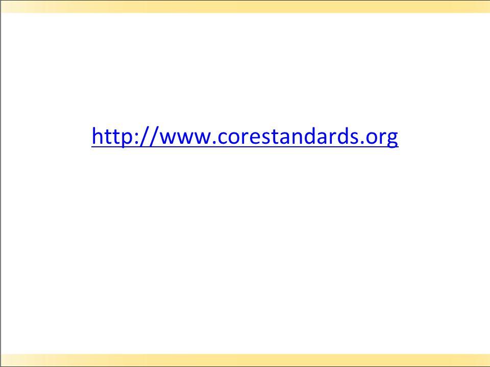 http://www.corestandards.org
