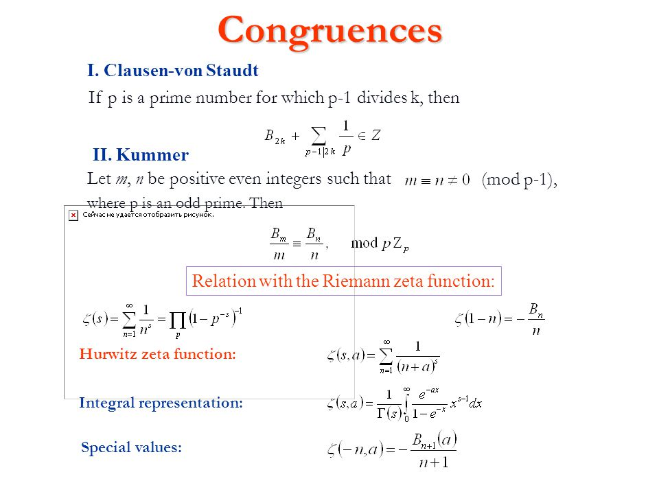 Hurwitz zeta function: Integral representation: