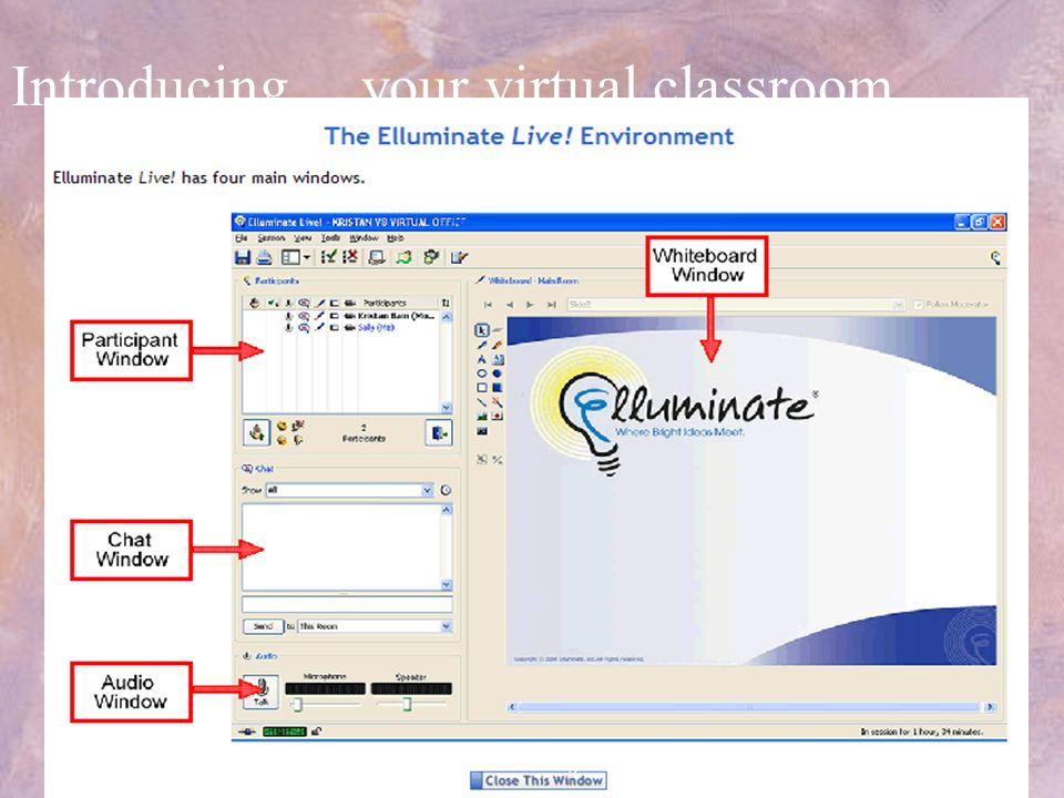 Introducing… your virtual classroom