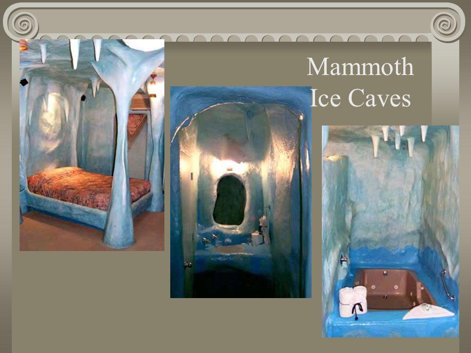 Mammoth Ice Caves