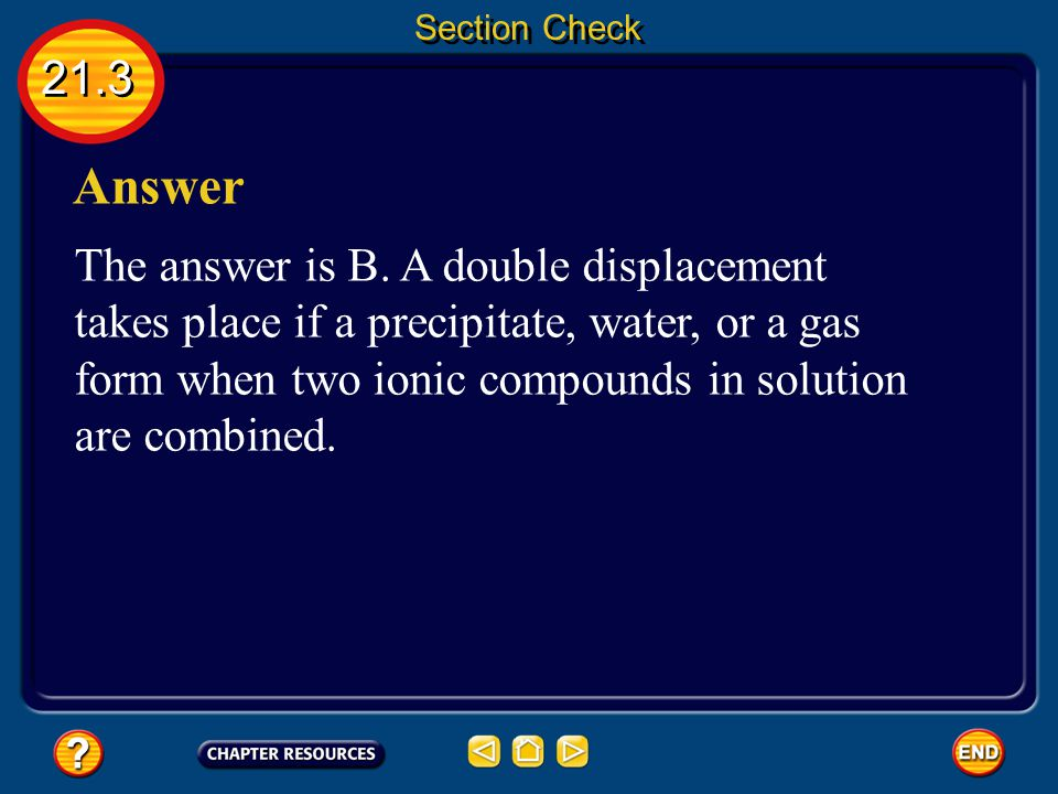 Section Check 21.3. Answer.