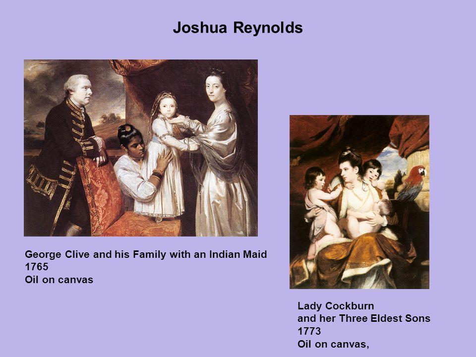 Joshua Reynolds REYNOLDS, Sir Joshua (b. 1723, Plympton Earl, d. 1792, London)