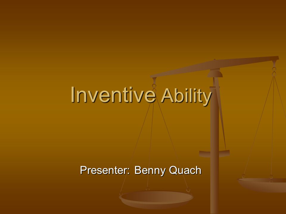 Presenter: Benny Quach