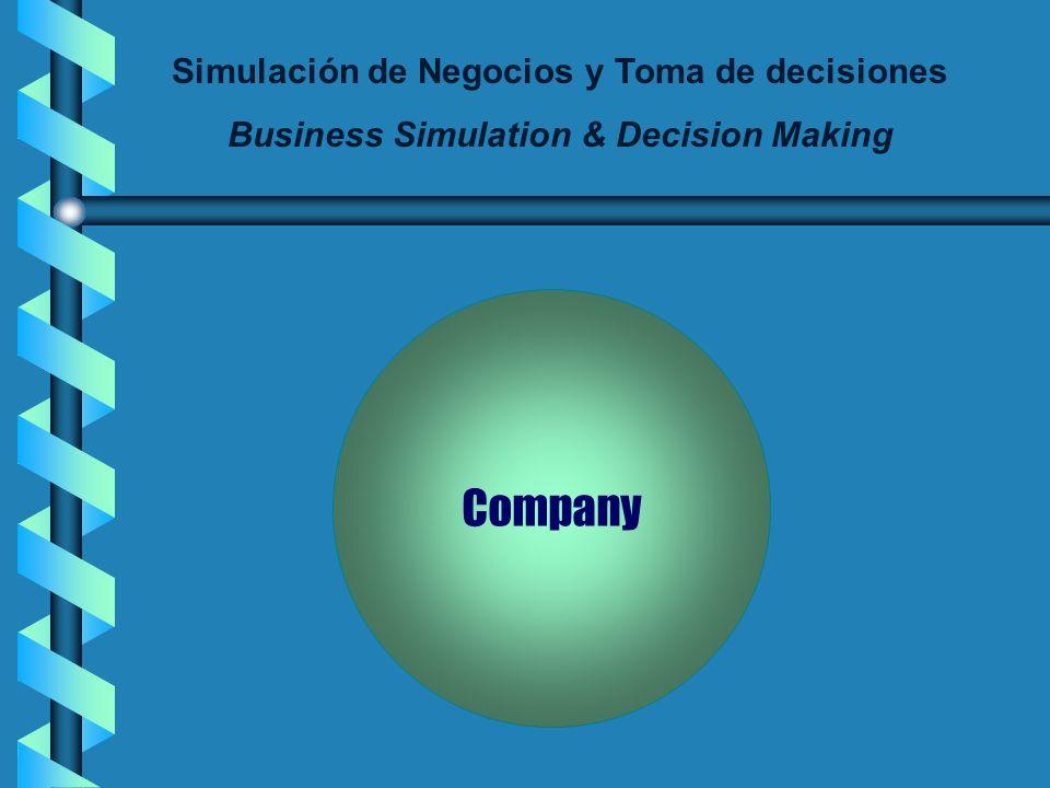 Company Simulación de Negocios y Toma de decisiones